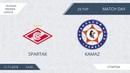 AFL18. Russia. Premier League. TOP 1-6. Day 29. Spartak - Kamaz