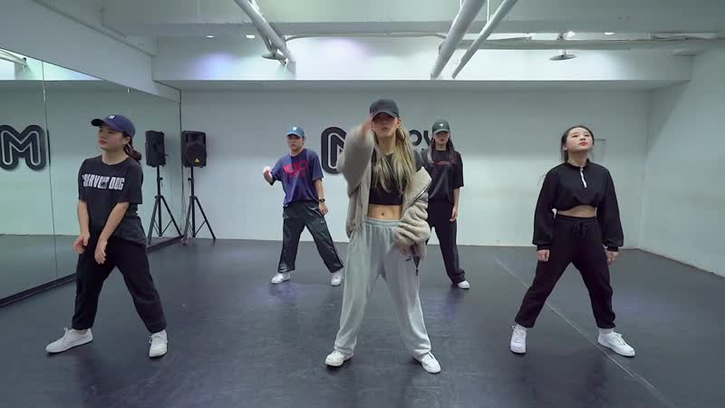 TroyBoi Do You Mull Girls Hiphop Choreography