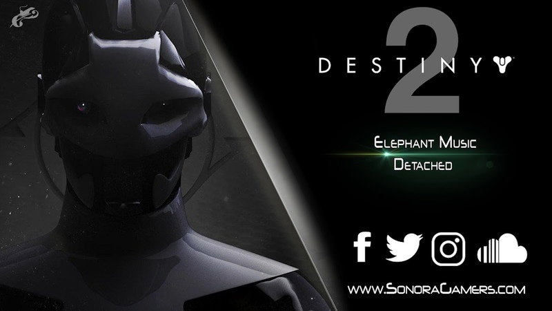 Destiny 2: Weapons of the Black Armory   Elephant Music - Detached   TrailerMusic
