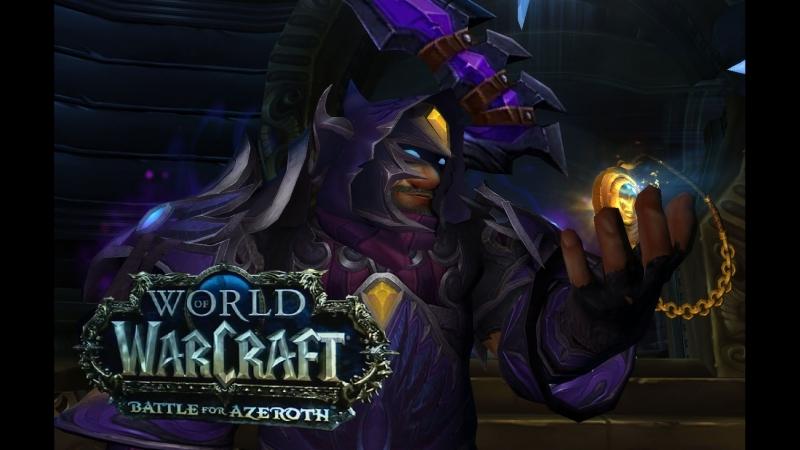 Путь Монаха - Хмелевар - World of Warcraft Battle for Azeroth 2 Прокачка в подземельях