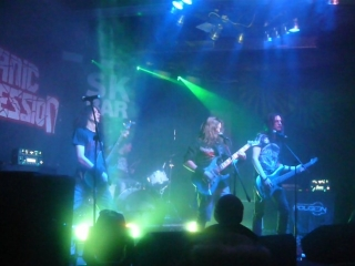 «SK bar»22/04/2017- Rapid Fire tour 2017,«Murdelust», «Poligon», «Manic Depression»,1-1