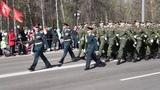 День Победы Томск Парад Победы 9 мая 2019 года