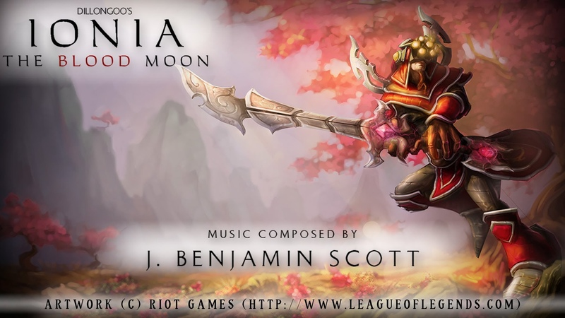 Vedrim - Ionia Reborn (Ionia The Blood Moon OST)