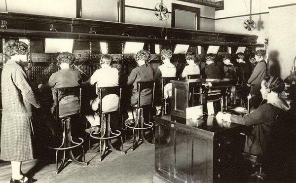 «Bell Telephone Company» - первая телефонная компания