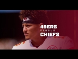 #Chiefs - #49ers