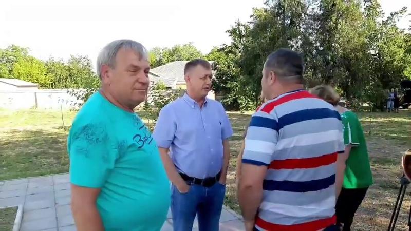 Псевдовідкриття дитячого майданчика на Максимівці 01.07.2019
