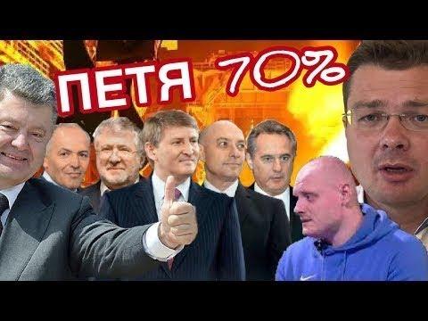 Семченко Порошенко мелочная жадная твapь которой не будет спасения
