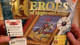 Heroes of Might and Magic 1 Unboxing (PC Big Box)