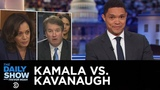 So You Think You Can Judge - Kamala Harris Brings the Heat at Kavanaugh Hearing The Daily Show