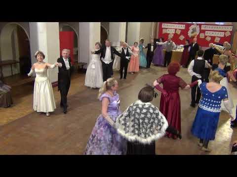 Традиционный Пушкинский бал-салон Февральская метель Москва 17-02-2019 КЦСеверный