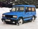 ЭТОТ УАЗ ПРОСТО ЗАБЫЛИ - русский Тойота Ленд Крузер