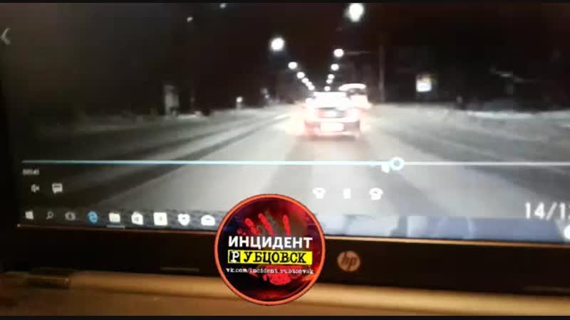Автохам. Пр. Ленина-пр. Рубцовский.mp4