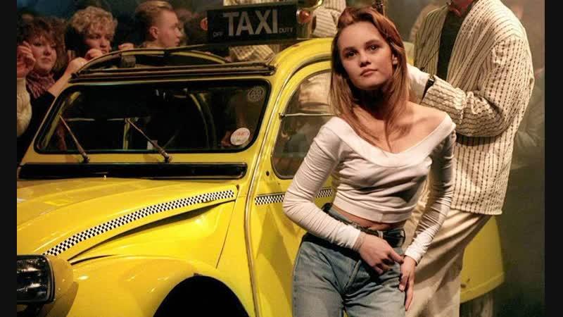 Vanessa Paradis. Joe Le Taxi 1988