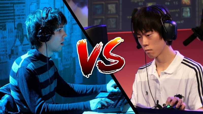 WC3: Moon (Night Elf) vs. Grubby (Orc) [BlizzCon 2010 G2]   Warcraft 3