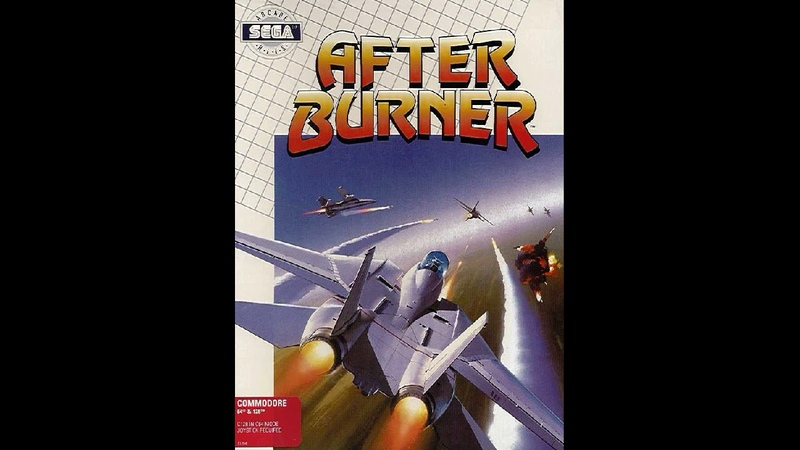 Old School {Commodore 64} Afterburner ! full ost soundtrack