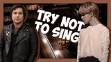 TRY NOT TO SING ALONG EMOALTERNATIVE and K-POP
