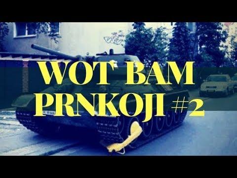 WOT BAM PRNKOJI 2 Приколы wot blitz.