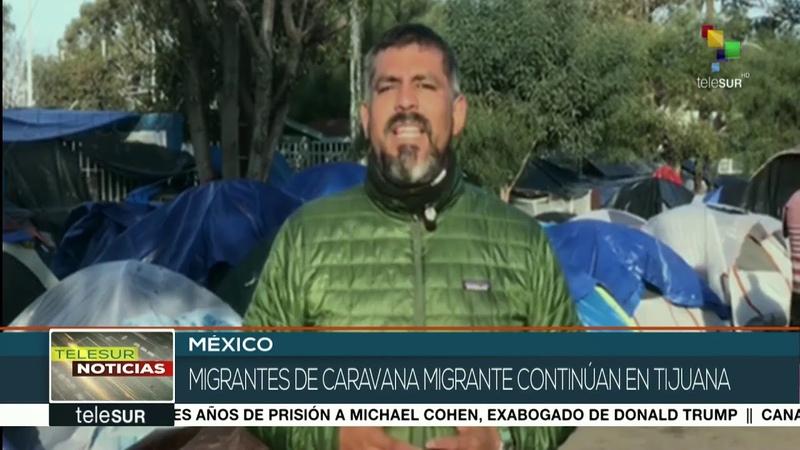 México migrantes centroamericanos responsabilizan a EEUU de su éxodo