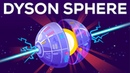Как построить Сферу Дайсона - Грандиозная Мегаструктура
