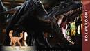 Nguồn gốc của khủng long Indoraptor trong Vương quốc Sụp đổ (Thế giới Kỷ Jura)
