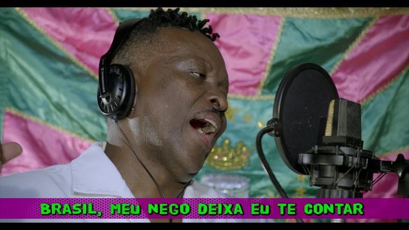 SAMBA CONCORRENTE DEIVID DOMÊNICO MANGUEIRA 2019.