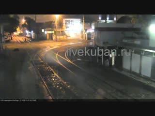 В Краснодаре украли камеру уличного видеонаблюдения