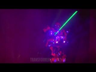 Развлекательная Шоу-программа с Трансформерами