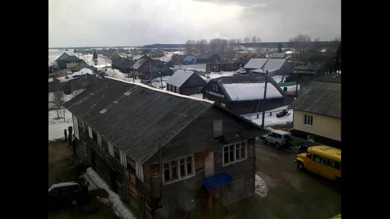 Эвакуировался при наводнении Красноярский край
