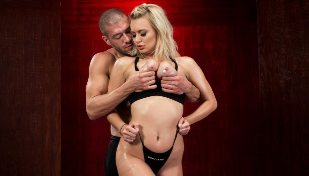 Brazzers - Red Hot Yoga