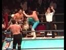 1993.04.12 - Kurt Beyer/Richard Slinger vs. Masao Inoue/Takao Omori [HANDHELD]