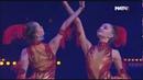 Arina and Dina Averina demonstration — Show Alexei Nemov Legends of sport / Moscow