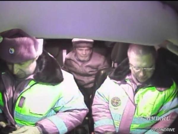 Делай добро омские полицейские помогли водителю на трассе