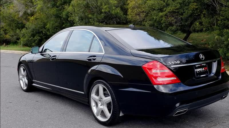 2013 Mercedes-Benz S-Class S550 AMG - For Sale - Formula One Imports Charlotte