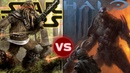 Wookiees vs Brutes 1v1 and Squad Battle - Who Would Win Halo vs Star Wars