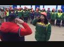 Дежурный батальон к несению службы готов