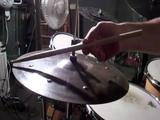Drum Lesson One Handed Drum 'n Bass Blast Technique (KindBeats)