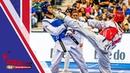 Manchester 2018 WT GP [Male -58Kg FINAL] KIM, TAE-HUN(KOR) vs HADIPOUR SEIGHALANI, ARMIN(IRI)