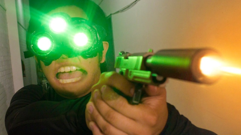 Splinter Cell: Lightbulb Assassin