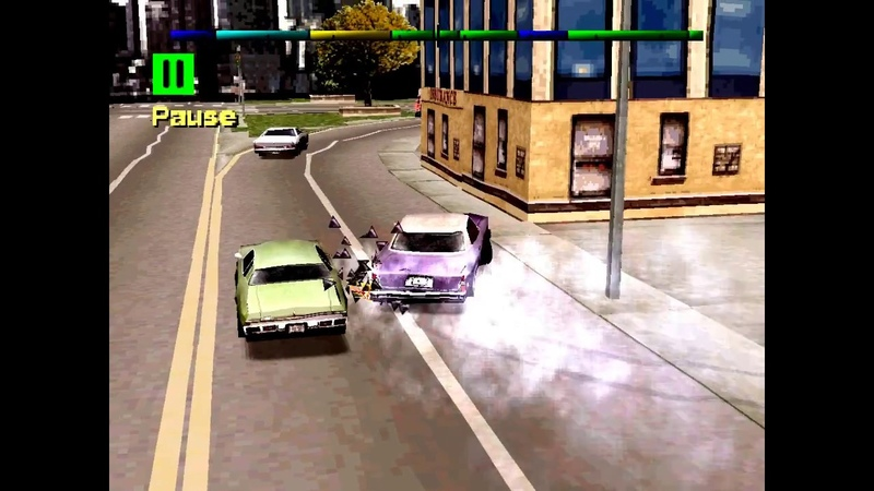 Driver 2 - Bank Job (Remastered)