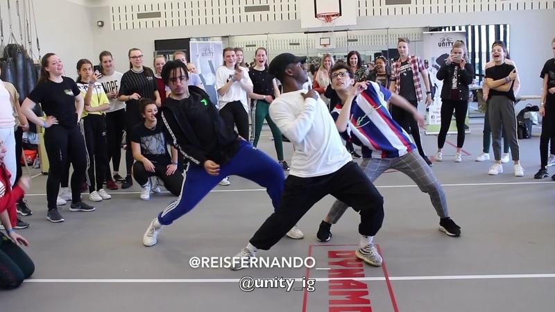 Serge Beynaud Kota na Koto Dance video Reis Fernando Afrodance