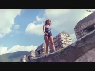 кадры с красоткой из худож. фильма #erotic #video #girls #девушки #эротика #грудь #tits #pussy #handjob #порно