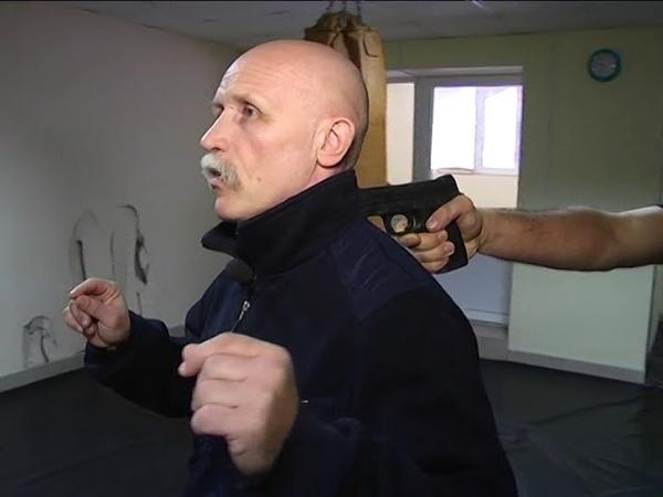 В.Н.Крючков. ТВ передача . Обезоруживание.