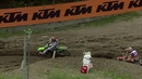Dylan Ferrandis vs Jeffrey Herlings MXGP of Trentino 2016 - motocross