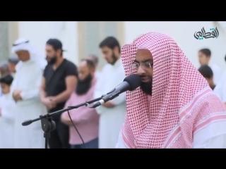 عشائية الشيخ ناصر القطامي بمسجد خالد الياقوت بالكويت ¦ ٢٨-١-١٤٤٠