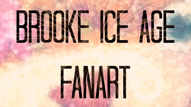 Speed Paint: Brooke| Ice Age 5 Fanart