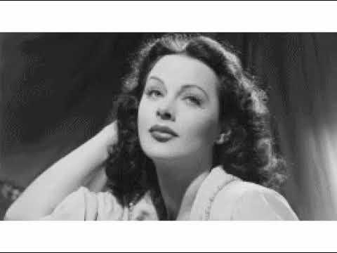 Hedy Lamarr (Êxtase 1933) Atriz e Engenheira Inventora do Wi-Fi - Dia da Mulher - Replay Filmes