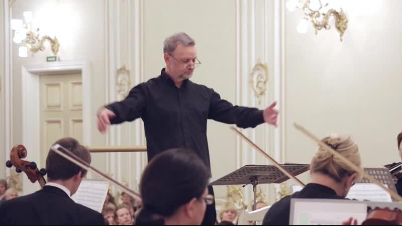 Чайковский - Серенада для струнного оркестра