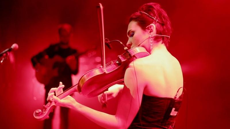 Music in the dark.Evgenia Zima .Live in Tallinn 2018