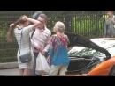 [Блог Бабули] Бабуля на Ламборгини Пранк / Granny on Lamborghini Prank