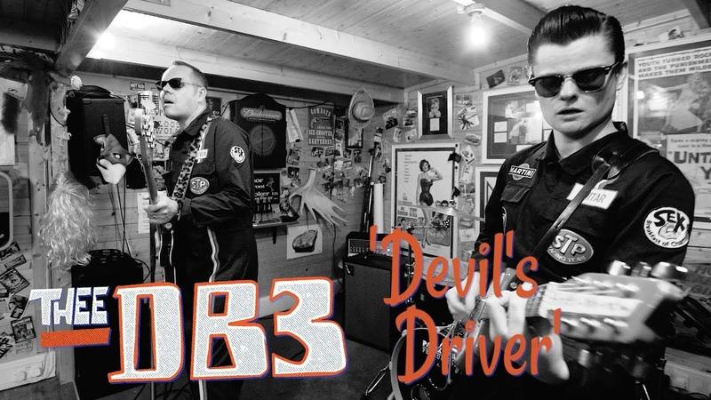 'Devil's Driver' Thee DB3 (bopflix sessions) BOPFLIX